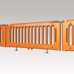 Cheap Pedestrian Seperation Barriers from $249 FREE DELIVERY*