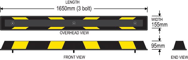 rubber-wheel-stop-RWS1650-dia