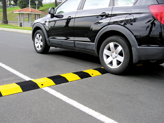 Cheap Steel Speed Humps just $195/m, FREE DELIVERY*