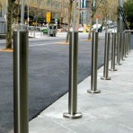 Cheap Removable Bollard stainless steel sleeve just $181.83 *Free Delivery
