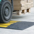 Cheap Traffic calming Speed Hump END CAP just $79 *FREE DELIVERY